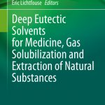 New book on Deep Eutectic Solvents released